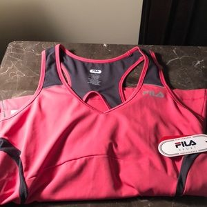Fila Tops - Brand new with tags Fila workout top!
